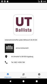 UT Ballista poster