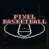 Pixel Basketball icon