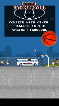 Pixel Basketball apk screenshot