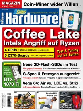 PC Games Hardware Magazin apk screenshot