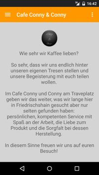 Cafe Conny & Conny poster