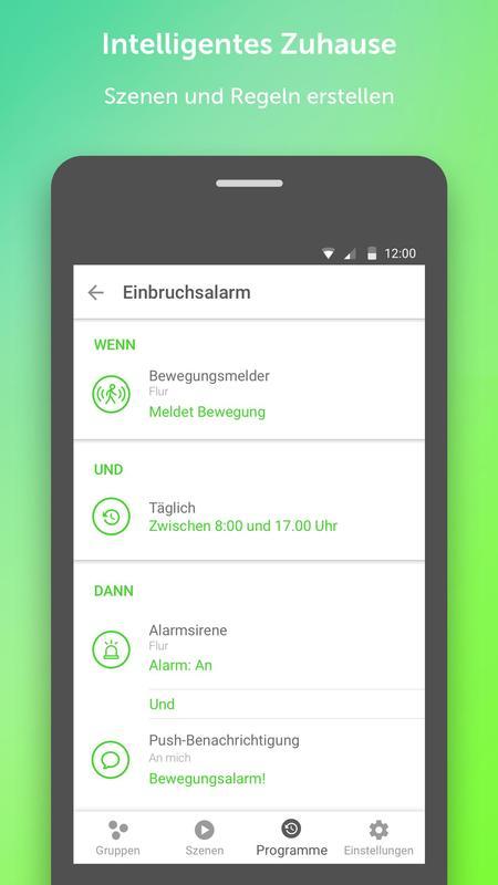 coqon smart home apk download free lifestyle app for android. Black Bedroom Furniture Sets. Home Design Ideas