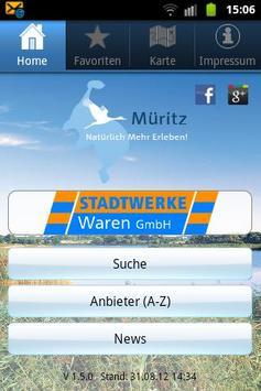 Müritz screenshot 1