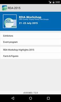 RDA-Workshop apk screenshot
