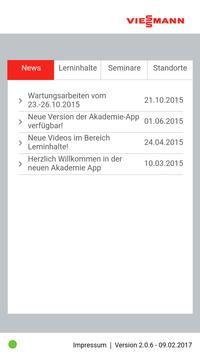 Akademie apk screenshot