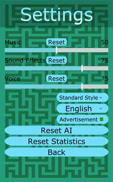 Clever AI: Rock Paper Scissors 2 screenshot 6