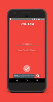 Love Test 2017 poster