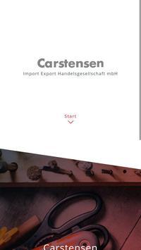 Carstensen App poster