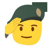 Bundeswehr Sticker icon