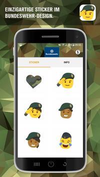 Bundeswehr Sticker screenshot 1