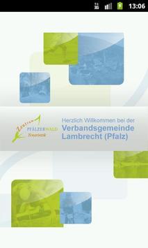 Verbandsgemeinde Lambrecht poster