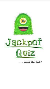 Jackpot Quiz poster