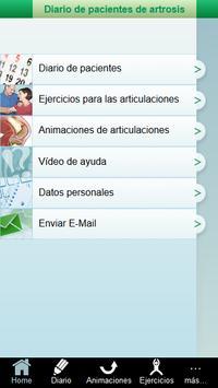 Diario de artrosis CO poster
