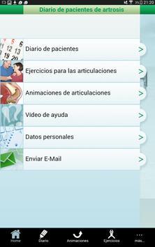 Diario de artrosis CO screenshot 3
