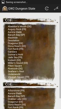 GW 2 Dungeon State poster