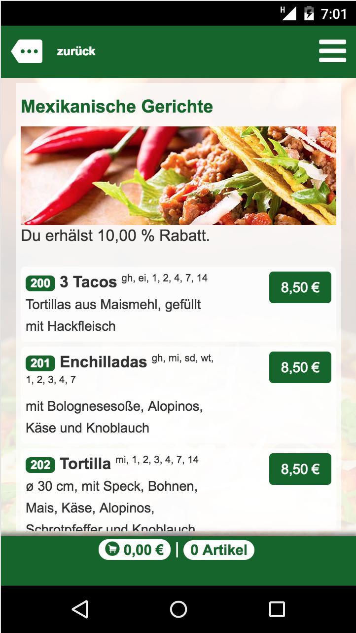 Pizza Napoli Pfaffenhofen poster