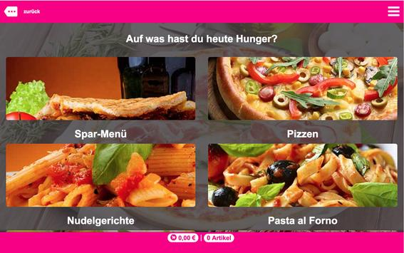 Pizza Venedig Herrenberg apk screenshot