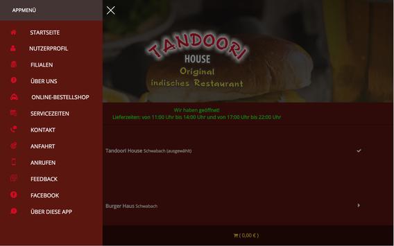 Tandoori House screenshot 6