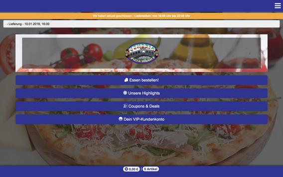 Venezia Pizza Service screenshot 3