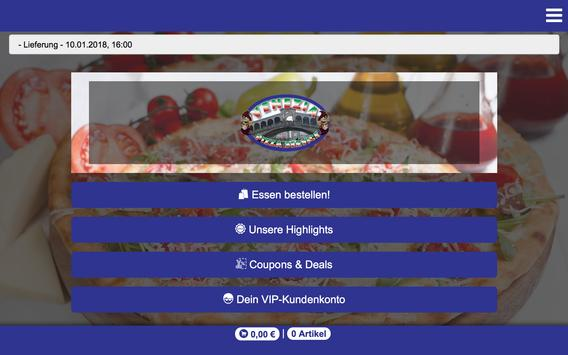 Venezia Pizza Service screenshot 6