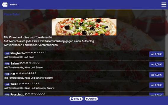 Venezia Pizza Service screenshot 8
