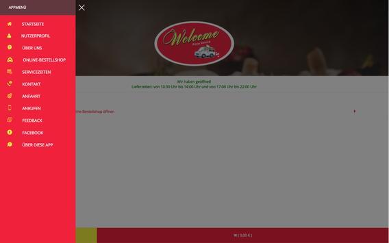 Welcome Pizza screenshot 3