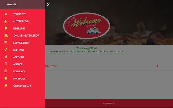 Welcome Pizza screenshot 6