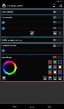Liane Light Control screenshot 2