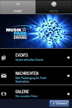 Musikpark Erding screenshot 1