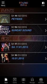 Soundgate screenshot 1