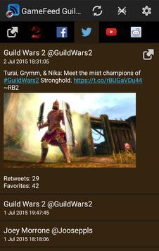 GameFeed Guildwars 2 screenshot 2