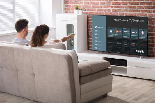 dream Player for Android TV poster