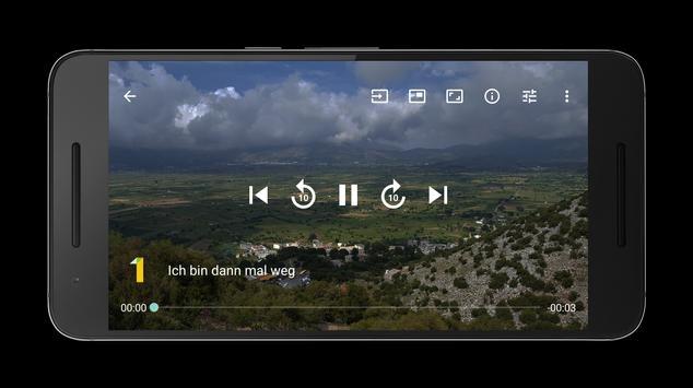 dream Player apk screenshot