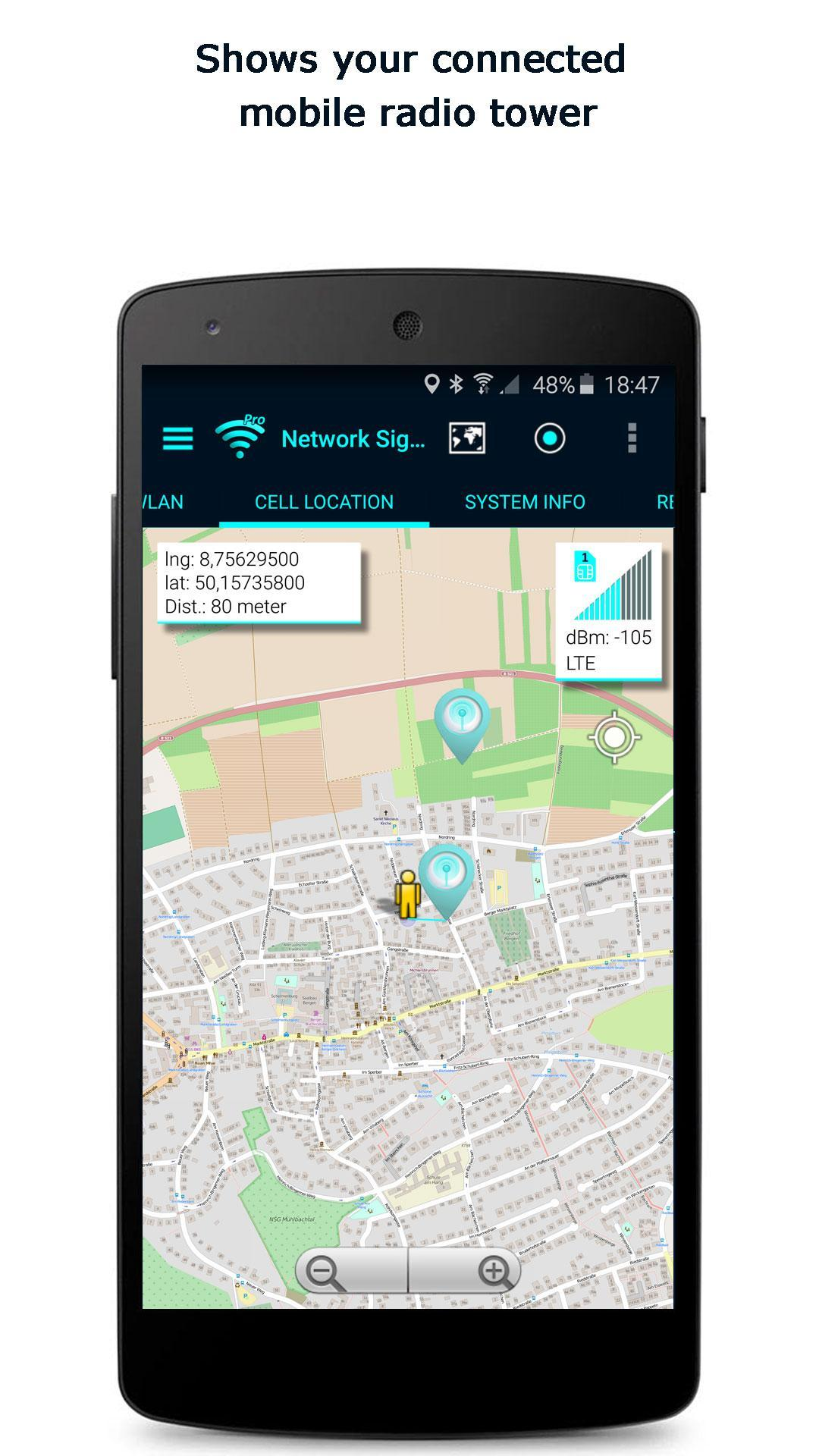 Network Signal Info for Android - APK Download