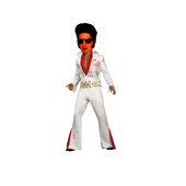 Rocking Elvis icon