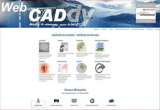 WebCADdy Pro screenshot 4