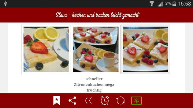 Kochen Und Backen App slava kochen und backen apk free food drink app for