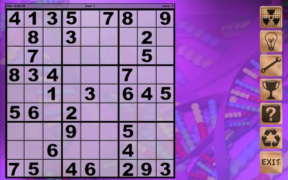 Sudoku XL apk screenshot