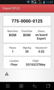 SpiceJet Cargo Handling screenshot 3