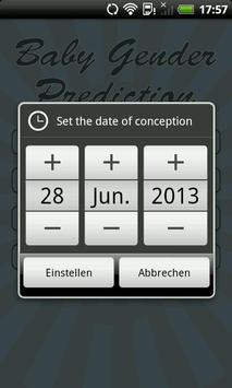 Baby Gender Prediction apk screenshot