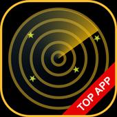 Celebrity Radar Simulation icon