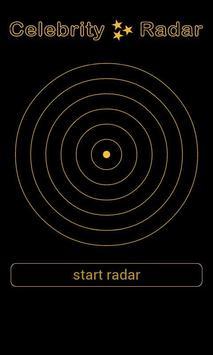 Celebrity Radar Simulation screenshot 3