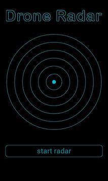 Drone Radar poster