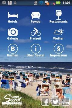Seetel Hotels poster