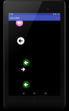 Left or Right apk screenshot