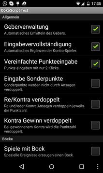 DokoScript Test screenshot 1