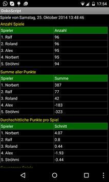 DokoScript Test screenshot 3