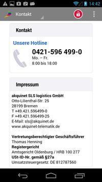 akquinet UBI Demo screenshot 5