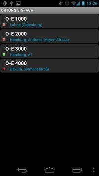 ORTUNG EINFACH! screenshot 1