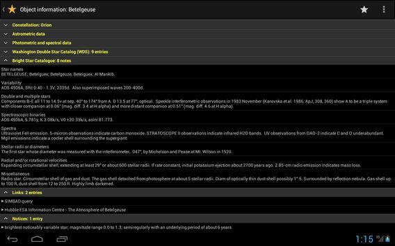 Live Star Chart (Planetarium) APK Download - Free Education APP for ...